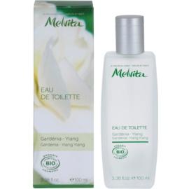 Melvita Organic Eau De Toilette Eau de Toilette für Damen 100 ml  Gardenia - Ylang Ylang