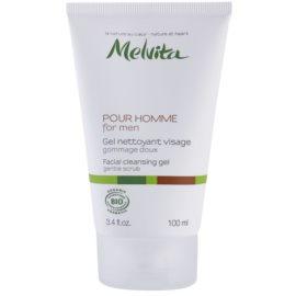 Melvita Pour Homme Reinigungsgel für das Gesicht  100 ml