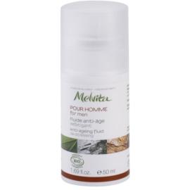 Melvita Pour Homme loción antienvejecimiento para pieles cansadas  50 ml