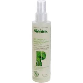 Melvita Nectar Pur sanftes Reinigungsgelee für fettige und Mischhaut  200 ml
