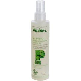 Melvita Nectar Pur jemné čisticí želé pro smíšenou a mastnou pleť  200 ml