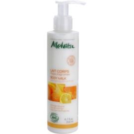 Melvita Paniers de Saison Zeste tělové mléko  200 ml