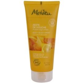 Melvita Paniers de Saison Zeste sprchový gél  200 ml
