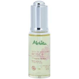 Melvita Rose+ Hautöl mit Antifalten-Effekt  30 ml