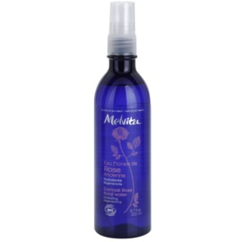 Melvita Eaux Florales Rose Ancienne loción facial hidratante en spray  200 ml