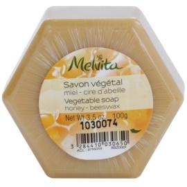 Melvita Savon jabón vegetal  con miel Honey-Beeswax 100 ml