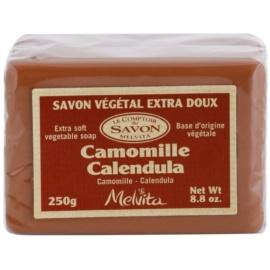 Melvita Savon extra jemné rostlinné mýdlo  250 g