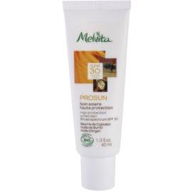 Melvita Prosun minerální ochranný krém na obličej SPF 30  40 ml