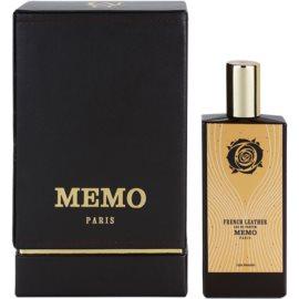 Memo French Leather Eau de Parfum Unisex 75 ml