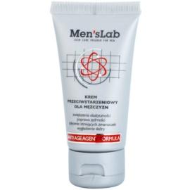 Men's Lab Anti-Aging Agent Formula creme contra os primeiros sinais de envelhecimento  50 ml