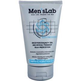 Men's Lab Purifying Agent Formula gel limpiador para cerrar los poros y matificar la piel  150 ml
