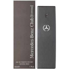Mercedes-Benz Mercedes Benz Club Extreme eau de toilette férfiaknak 50 ml