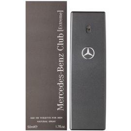 Mercedes-Benz Mercedes Benz Club Extreme Eau de Toilette für Herren 50 ml