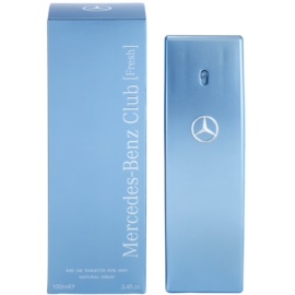 Mercedes-Benz Mercedes Benz Club Fresh woda toaletowa dla mężczyzn 100 ml