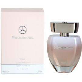 Mercedes-Benz Mercedes Benz L'Eau toaletní voda pro ženy 90 ml