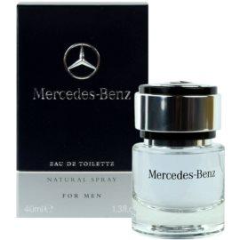 Mercedes-Benz Mercedes Benz Eau de Toilette für Herren 40 ml