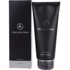 Mercedes-Benz Mercedes Benz гель для душу для чоловіків 200 мл