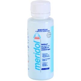 Meridol Dental Care Mundwasser ohne Alkohol  100 ml