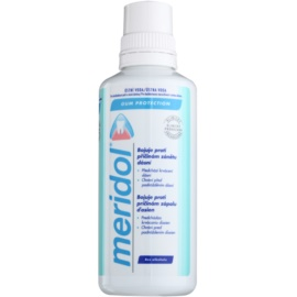 Meridol Dental Care elixir bocal sem álcool  400 ml