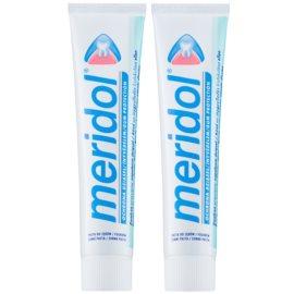 Meridol Dental Care pasta do zębów wspomagający regenerację podrażnionych dziąseł  2 x 75 ml