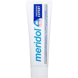Meridol Parodont Expert Zahnpasta gegen Zahnfleischbluten und Parodontose  75 ml