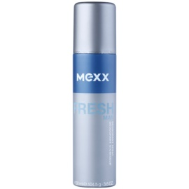 Mexx Fresh Man deodorant Spray para homens 150 ml