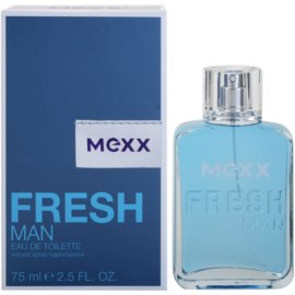 Mexx Fresh Man New Look Eau de Toilette für Herren 75 ml