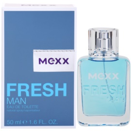 Mexx Fresh Man New Look Eau de Toilette für Herren 50 ml
