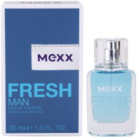 Mexx Fresh Man New Look Eau de Toilette für Herren 30 ml