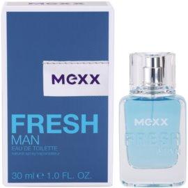 Mexx Fresh Man New Look toaletná voda pre mužov 30 ml
