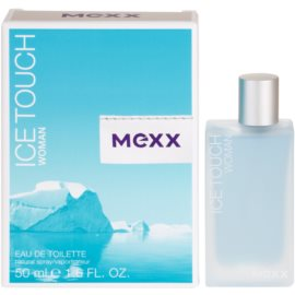 Mexx Ice Touch Woman 2014 toaletná voda pre ženy 50 ml
