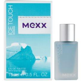 Mexx Ice Touch Woman 2014 toaletná voda pre ženy 15 ml