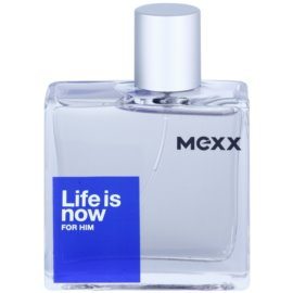 Mexx Life is Now for Him voda po holení pro muže 50 ml