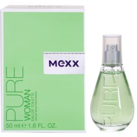Mexx Pure for Woman New Look eau de toilette para mujer 50 ml