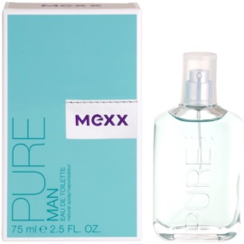 Mexx Pure Man New Look Eau de Toilette für Herren 75 ml
