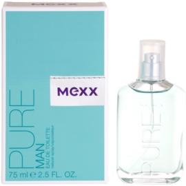 Mexx Pure Man New Look woda toaletowa dla mężczyzn 75 ml