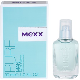 Mexx Pure Man New Look woda toaletowa dla mężczyzn 30 ml