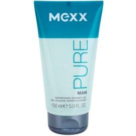 Mexx Pure for Man żel pod prysznic dla mężczyzn 150 ml