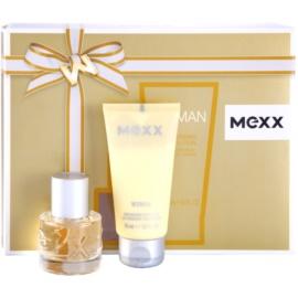 Mexx Woman ajándékszett V. Eau de Toilette 20 ml + testápoló tej 50 ml