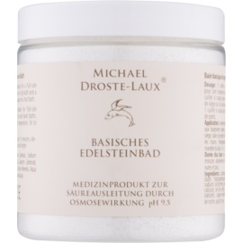 Michael Droste-Laux Basiches Naturkosmetik Alkaline Bath Salt pH 9,0 - 9,5  300 g