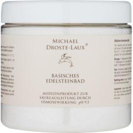 Michael Droste-Laux Basiches Naturkosmetik Alkaline Bath Salt pH 9,0 - 9,5  900 g