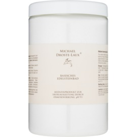 Michael Droste-Laux Basiches Naturkosmetik Alkaline Bath Salt pH 9,0 - 9,5  1600 g