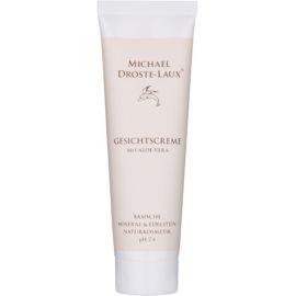 Michael Droste-Laux Basiches Naturkosmetik krem do twarzy z aloesem  50 ml