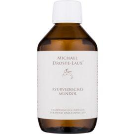 Michael Droste-Laux Basiches Naturkosmetik detoxikační ústní olej  250 ml