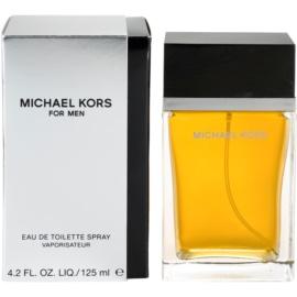 Michael Kors Michael For Men Eau de Toilette para homens 125 ml