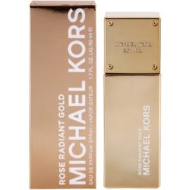 Michael Kors Rose Radiant Gold Eau de Parfum para mulheres 50 ml