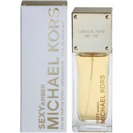 Michael Kors Sexy Amber Eau de Parfum para mulheres 50 ml