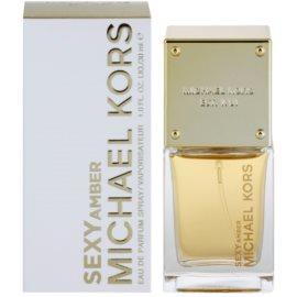 Michael Kors Sexy Amber Eau de Parfum für Damen 30 ml