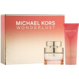 Michael Kors Wonderlust darčeková sada I.  parfémovaná voda 50 ml + telové mlieko 100 ml