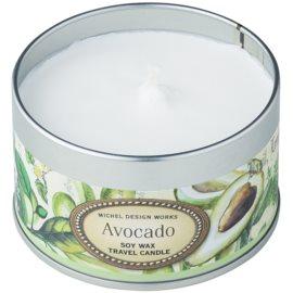 Michel Design Works Avocado ароматизована свічка  113 гр в металевій коробці